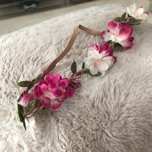 Accessories - new // Flower Headband